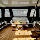 Motoryacht-charter-bavaria-virtess-420-Fly-IPS-spaceship-heckterrasse-2-marina-punat-kroatien-korocharter