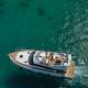 Motoryacht-charter-bavaria-virtess-420-Fly-IPS-spaceship-insel-krk-marina-punat-kroatien-korocharter